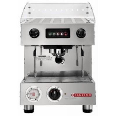 Кофемашина эспрессо однопостовая Sanremo Capri-1Group (SAP)