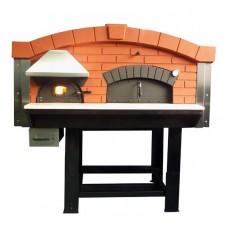 Дровяная печь для пиццы с изолированной камерой горения D140V ASTERM