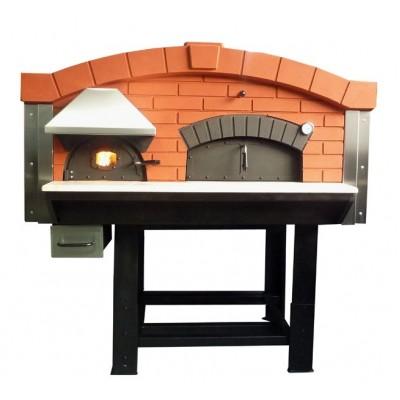 Дровяная печь для пиццы с изолированной камерой горения D120V ASTERM