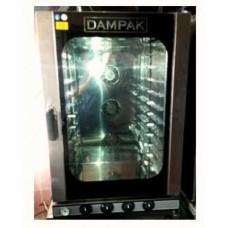 Пароконвекционная печь DFKE10 кондитерская DAMPAK