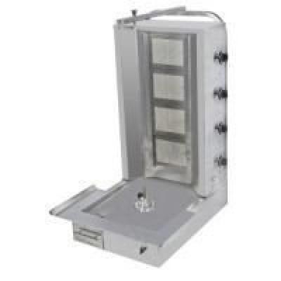Аппарат для шаурмы с электроприводом (5 горелок) PAD 003