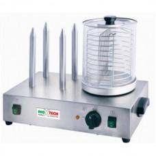 Аппарат для хот догов штыревой HHD-1 Inoxtech