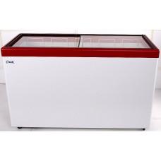 Морозильный ларь с гнутым стеклом СНЕЖ МЛП-500