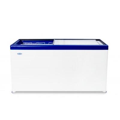 Морозильный ларь с гнутым стеклом СНЕЖ МЛП-600