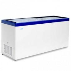 Морозильный ларь с гнутым стеклом СНЕЖ МЛП-700
