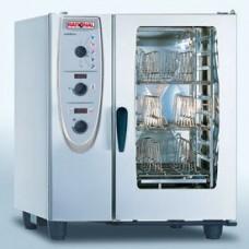 Пароконвекционная печь СМ 61 газ