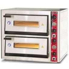 Печь для пиццы двухрядная PO 6262 DE
