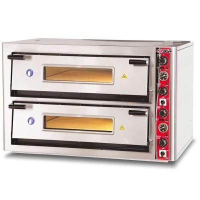 Печь для пиццы двухрядная SGS РO 9262 DE