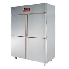 Шкаф морозильный EWT INOX F1400B