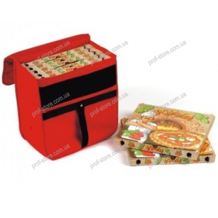 Термосумка для пиццы BT5020 GI. METAL