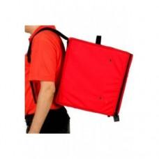 Термосумка для пиццы (рюкзак) BTZ3340 GI. METAL