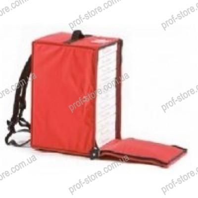 Термосумка для пиццы (рюкзак) BTZ4040 GI. METAL