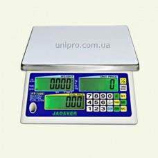 Торговые весы JADEVER РТ-1506