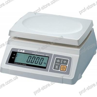 Весы для простого взвешивания CAS SW-20
