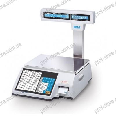 Весы электронные с термопечатью CL5000J-IP(15)