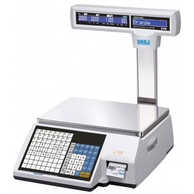 Весы электронные с термопечатью CL5000J-IP(30)