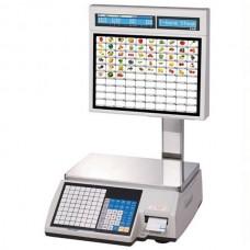 Весы электронные с термопечатью CL5000J-IS(30)