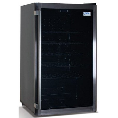 Винный шкаф Crystal CRW100B