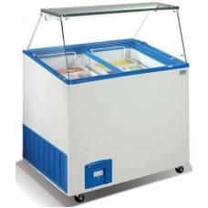Витрина для мягкого мороженого CRYSTAL VENUS VETRINE 26