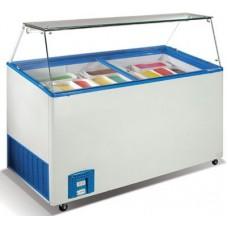 Витрина для мягкого мороженого CRYSTAL VENUS VETRINE 36