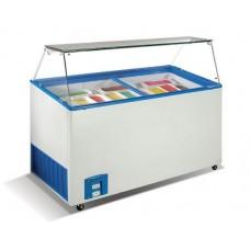 Витрина для мягкого мороженого CRYSTAL VENUS VETRINE 46