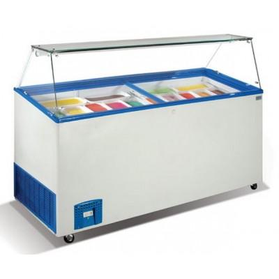 Витрина для мягкого мороженого CRYSTAL VENUS VETRINE 56