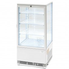 Витрина холодильная белая Stalgast 78л 852173