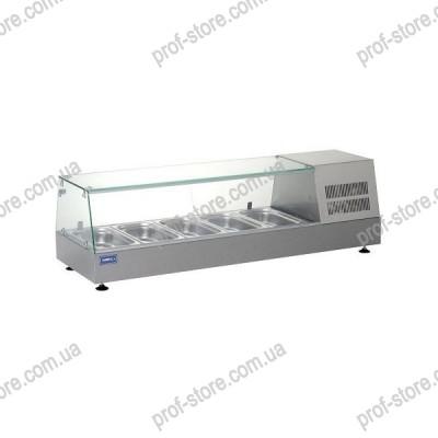 Витрина холодильная настольная ВХН - 1225