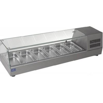 Витрина холодильная настольная ВХН – 1400
