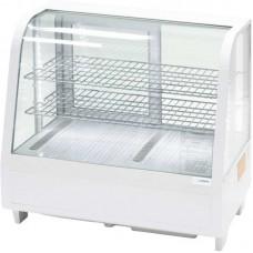 Витрина холодильная Stalgast 100л сереб. 852105