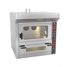 Конвекционная печь ggmgastro KOE182