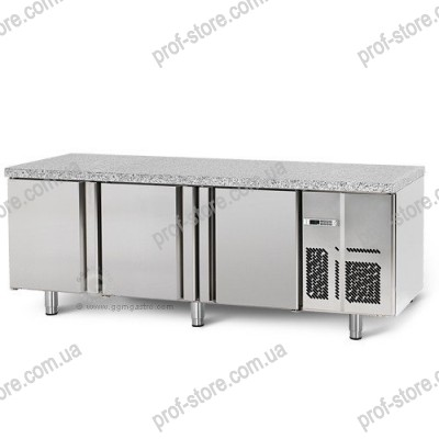 Морозильный стол для выпечки ggmgastro BTGI228