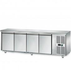 Морозильный стол ggmgastro GTS227
