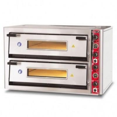 Печь для пиццы двухрядная SGS РO 6868 DE