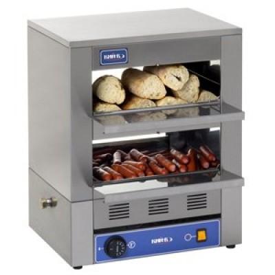 Аппарат приготовления хот-догов (паровой принцип) АПХ - П