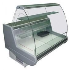 Кондитерская витрина Siena K0.9-1.5ПС