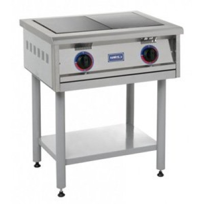 Плита электрическая 2 конфорочная без духового шкафа ПЕ-2