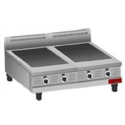 Плита электрическая Inox Electric 2SC/2E CERANE 600