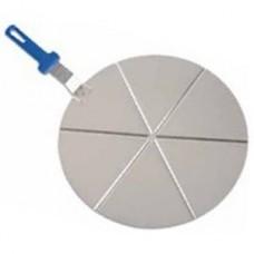 Поднос для нарезки пиццы GI. METAL AC-PCPT50/6