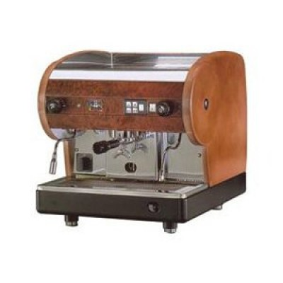Полуавтоматическая кофемашина SMSA/1 LISA BW