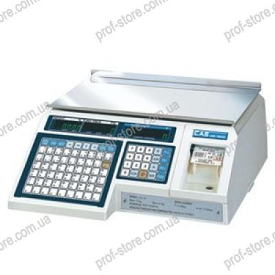 Весы электронные с термопечатью GAS LP 1.6(30)