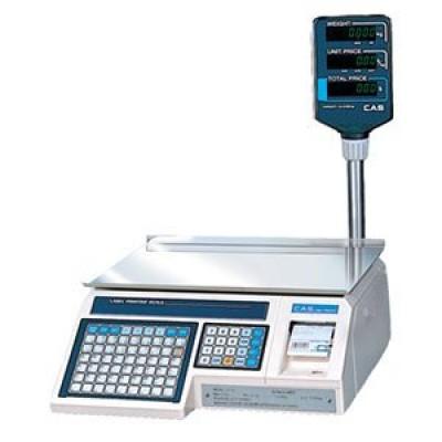 Весы электронные с термопечатью GAS LP-R 1.6(15)