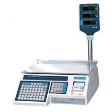 Весы электронные с термопечатью GAS LP-R 1.6(6)