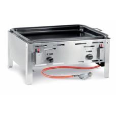 Сковорода газовая Bake Master MAXI Hendi 154618