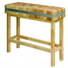 Колода деревянная для разруба мяса Kedr 5160056