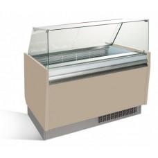 Витрина для мороженого GGM Gastro ESTI12BG