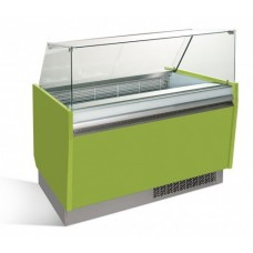 Витрина для мороженого GGM Gastro ESTI12HG