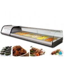 Витрина холодильная GGM Gastro ATAI164