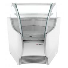 Витрина холодильная GGM Gastro EKFTI45IW