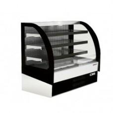 Холодильная горка GGM Gastro KUI138B-A